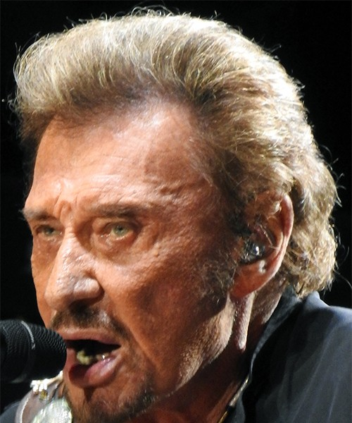 Johnny Hallyday Le Web