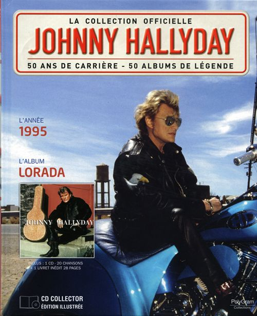 collection johnny hallyday 1995 lorada 275380 8. Black Bedroom Furniture Sets. Home Design Ideas